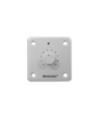 OMNITRONIC PA Controler de volum, 10 W, stereo, argintiu