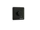 OMNITRONIC PA Controler de volum, 10 W, stereo, negru