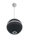 OMNITRONIC WPC-6S Boxă sferică de tavan, neagră