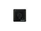 OMNITRONIC PA Selector de program, stereo, negru