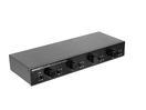 OMNITRONIC ELA 2/4S Controler de volum pe 4 zone, stereo, 100W