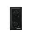 OMNITRONIC PA Cotroler de volum și selector de program 20W, mono, negru