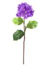 EUROPALMS Ramură de hortensie violetă, 76cm