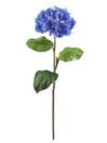 EUROPALMS Ramură de hortensie albastră, 76cm