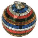 EUROLITE Glob cu oglinzi multicolor fără motor, 5cm