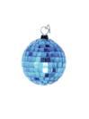 EUROLITE Glob cu oglinzi albastru, fără motor, 5cm