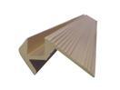EUROLITE Profil de treaptă, 10x10mm, auriu, 4m