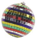 EUROLITE Glob cu oglinzi multicolor, fără motor, 10 cm