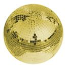 EUROLITE Glob cu oglinzi auriu, fără motor, 40 cm
