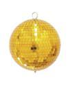 EUROLITE Glob cu oglinzi auriu, fără motor, 20 cm