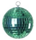 EUROLITE Glob cu oglinzi verde, fără motor, 5cm