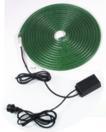 EUROLITE RL2 Tub flexibil luminos cu controler, 230V, verde, 10m