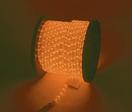 EUROLITE RL1 Tub flexibil luminos, 230V, portocaliu, 44m