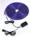 EUROLITE RL2 Tub flexibil luminos cu controler, 230V, albastru, 10m