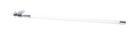 EUROLITE Tub de neon alb T8, 58W, 170cm