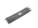 EUROLITE Legătură din plastic pentru cabluri, neagră, 350x4,5mm,100 buc