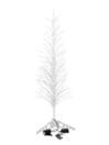 EUROPALMS Copac gol cu LED-uri alb rece, 120cm