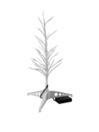 EUROPALMS Copac gol cu LED-uri alb cald, 40cm cu baterii