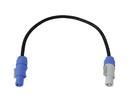 FUTURELIGHT PVS-7.62 Cablu de alimentare de legătură,  0.6m