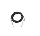 OMNITRONIC KS-30 Cablu 6,3mm tată la 6,3mm tată 3m, negru, stereo