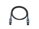 PSSO SIGNAL Cablu Speakon 2x4mm, 5m