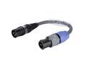 SOMMER CABL Cablu Adaptor XLR 3 pini tată/ Speakon NL2FC