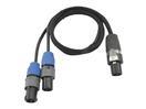 SOMMER CABL NYB5-2-0100BSW Cablu adaptor, 1m