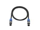 PSSO SIGNAL Cablu Speakon 2x4mm, 10m