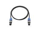 PSSO SIGNAL Cablu Speakon 2x1.5mm, 1,5m