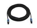 PSSO SIGNAL Cablu Speakon 2x2.5mm, 15m