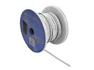 OMNITRONIC NYFAZ Cablu pentru boxe 2x0.75mm, alb/50m