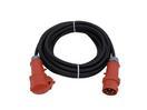 PSSO CEE Cablu prelungitor cu mufe CEE, 3x16A, 5x2.5mm, 15m