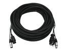 PSSO 3G1.5 + 1x2x0.34 Cablu hibrid, 15m