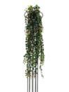 EUROPALMS Ghirlandă de iederă, verde-roșie, 160cm