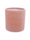 EUROPALMS Ghiveci imitație teracotă, cilindric, 50x50cm