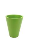 EUROPALMS Ghiveci din fibră de sticlă, verde, 44x61cm