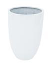 EUROPALMS LEICHTSIN CUP-69 Ghiveci decorativ alb lucios