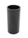 EUROPALMS LEICHTSIN TOWER-80 Ghiveci decorativ negru lucios