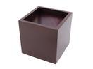 EUROPALMS  LEICHTSIN BOX-50 Ghiveci decorativ maro  lucios