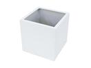 EUROPALMS LEICHTSIN BOX-50 Ghiveci decorativ alb lucios