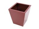 EUROPALMS  LEICHTSIN BASIC-50 Ghiveci decorativ roșu lucios