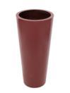 EUROPALMS LEICHTSIN ELEGANCE-110 Ghiveci decorativ rosu lucios
