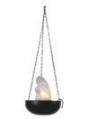 EUROLITE FL-300 Efect de flacără cu LED, 35cm, negru