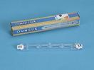 OMNILUX 230V/120W R7s 117mm pole burner halogen