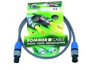 SOMMER CABL ME25-225-0100 Speakon 2.5mm, 1m