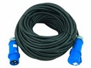 PSSO CEE Cablu prelungitor cu mufe CEE, 32A, 3x2.5mm, 50m