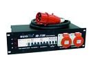 EUROLITE SB-1100 Distribuitor cu mufe CEE 32A, pentru rack