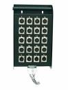OMNITRONIC Cutie de distribuție fără cabluri cu XLR, 16IN/4OUT