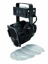 EUROLITE ML-56 CDM spot multi lentilă, negru