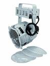 EUROLITE ML-56 CDM spot multi lentilă, argintiu